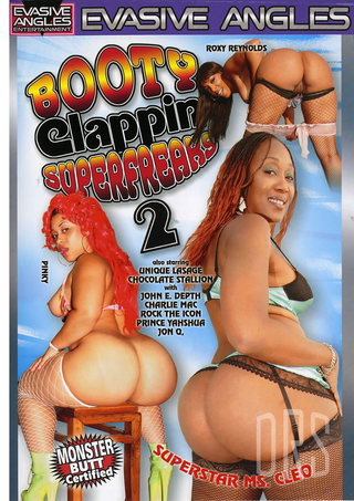 Large Photo of Booty Clappin Super Freaks 2