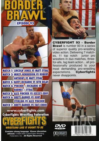 back - Border Brawl Cyberfights 93