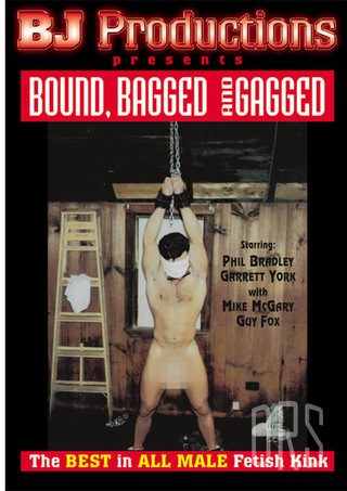 Large Photo of Bound Bagged & Gagged