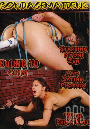 Large Photo of Bound To Cum Bm040