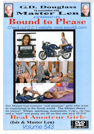 Large Photo of Bound To Please 543