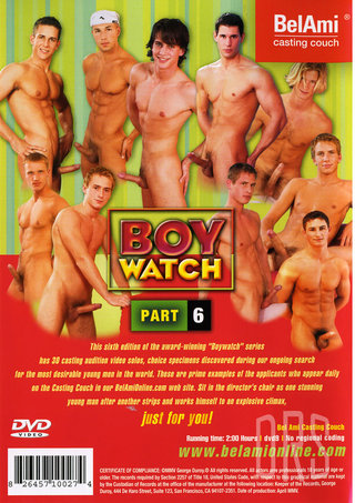 back - Boy Watch 6