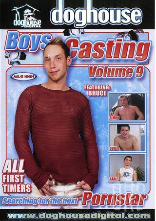 Large Photo of Boys Casting 9