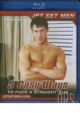 Large Photo of 5 Easy Ways To Fuck A Straight Guy Blu-Ray