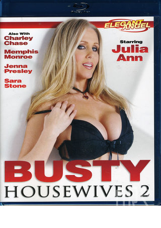 Large Photo of Busty Housewives 2 Blu-Ray
