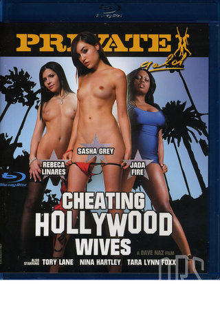 Large Photo of Cheating Hollywood Wives Blu-Ray