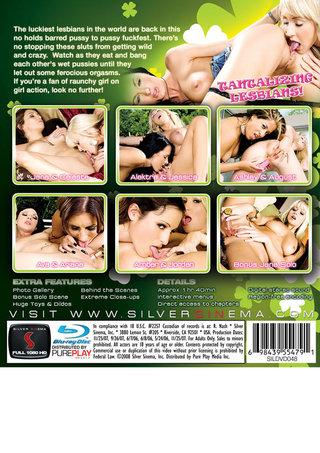 back - Lucky Lesbians Vol 3 Blu-Ray