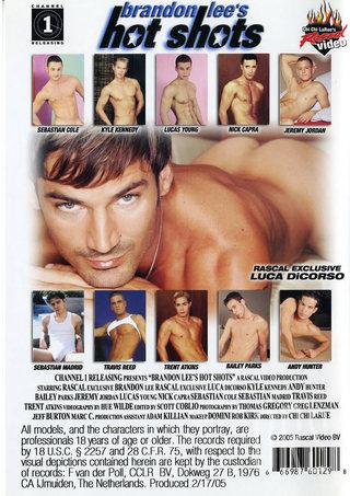 back - Brandon Lees Hot Shots