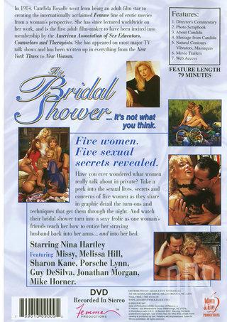 back - Bridal Shower - Candida Royale