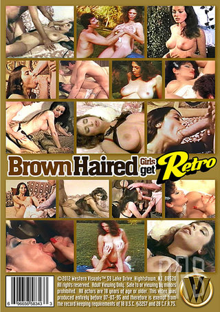 back - Brown Haired Girls Get Retro