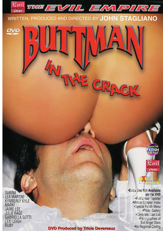 Large Photo of Buttman In The Crack