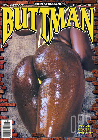 Large Photo of Buttman Magazine Volume 12