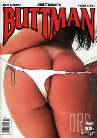 Large Photo of Buttman Magazine Volume 13 Issue 1