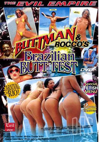 Large Photo of Buttmans Brazilian Buttfest