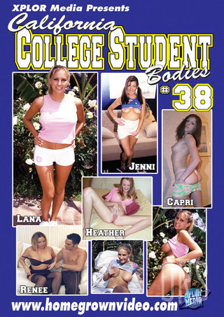 Large Photo of California College Student Bodies 38