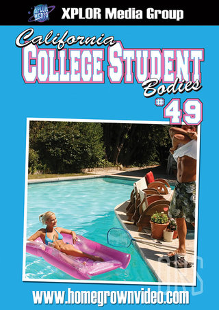 Large Photo of California College Student Bodies 49