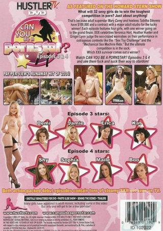 back - Can You Be A Pornstar 7  & 8  Soft