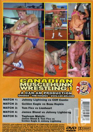 back - Canadian Musclehunk W