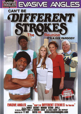 Large Photo of Cant Be Different Strokes Parody