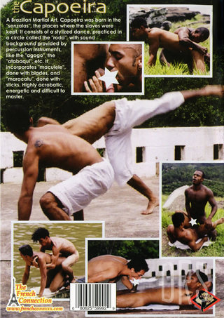back - Capoeira 1