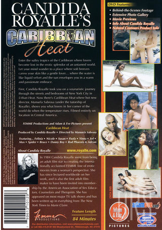 back - Caribbean Heat - Candida Royal