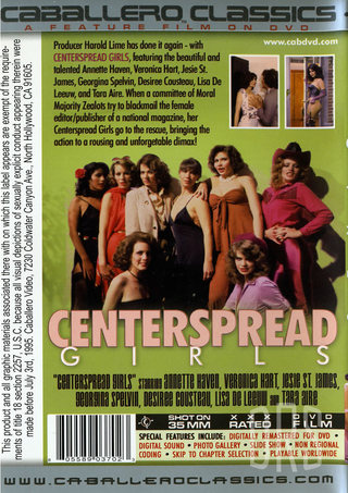 back - Centerspread Girls