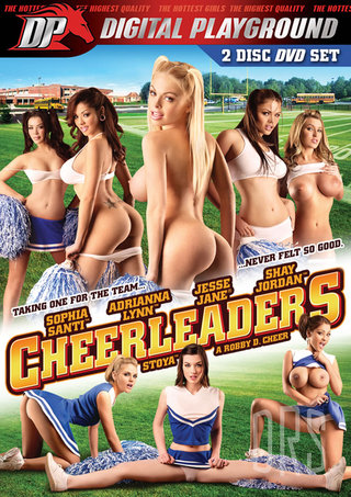Large Photo of Cheerleaders