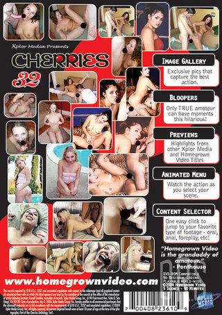 back - Cherries 32