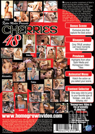 back - Cherries 48