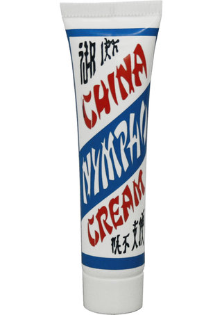 back - China Nympho Cream