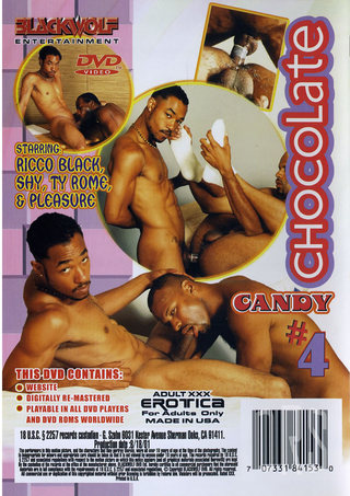 back - Chocolate Candy 4