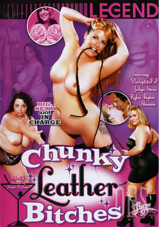 Large Photo of Chunky Leather Bitches