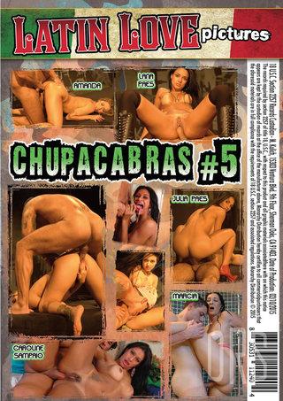 back - Chupacabras