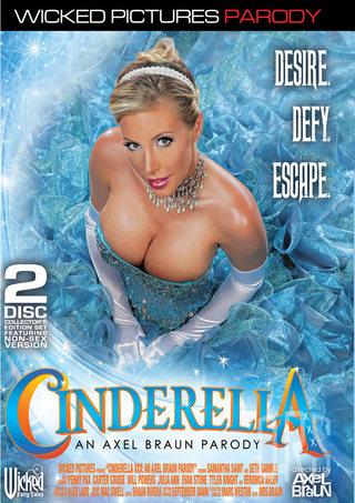 Large Photo of Cinderella XXX Parody