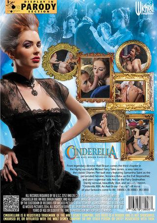 back - Cinderella XXX Parody