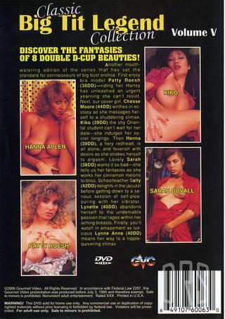 back - Classic Big Tit Legends 5
