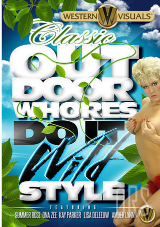 Large Photo of Classic Outdoor Whore Do It Wild Style
