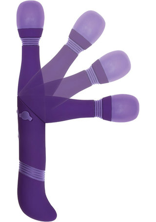 Large Photo of Climax Twist Rechargeable Vibrator