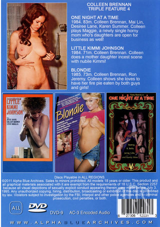 back - Colleen Brennan Triple Feature 4