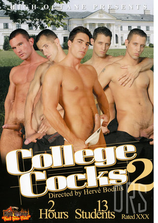 Large Photo of College Cocks 2