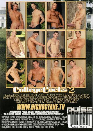 back - College Cocks 2