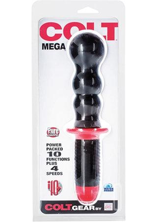 back - Colt Mega Anal Vibrator