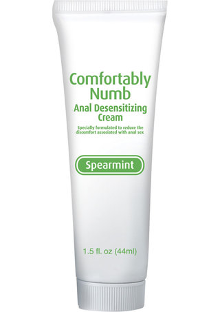 back - Comfortably Numb Anal Desensitizing Cream