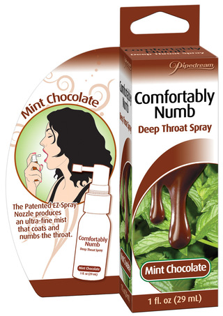 Package Image - Comfortably Numb Deep Throat Spray
