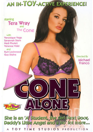 Large Photo of Cone Alone - Dvd