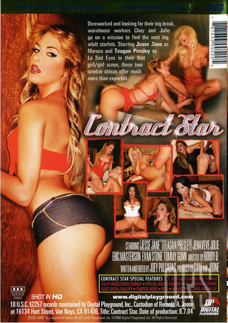 back - Contract Star - Jesse Jane