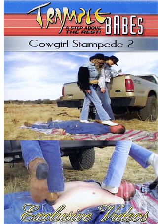 Large Photo of Cowgirls Stampede 2