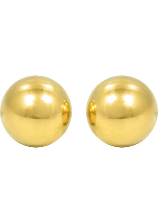 Large Photo of Crazy Girl 24K Gold Plated Pleasure Balls