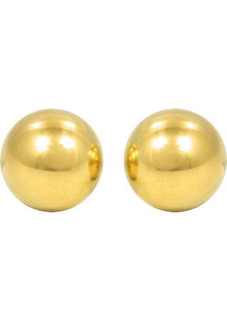 back - Crazy Girl 24K Gold Plated Pleasure Balls