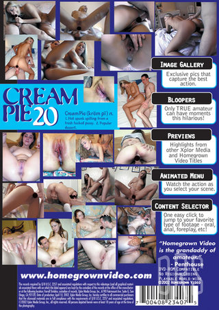 back - Cream Pie 20